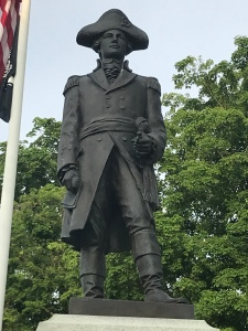 statue of General Warren