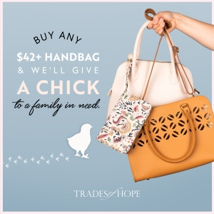 gift a chick graphic