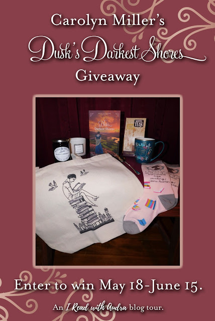 giveaway graphic and link